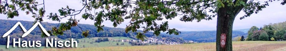 Ferienwohnung Haus Nisch | Bad König im Odenwald